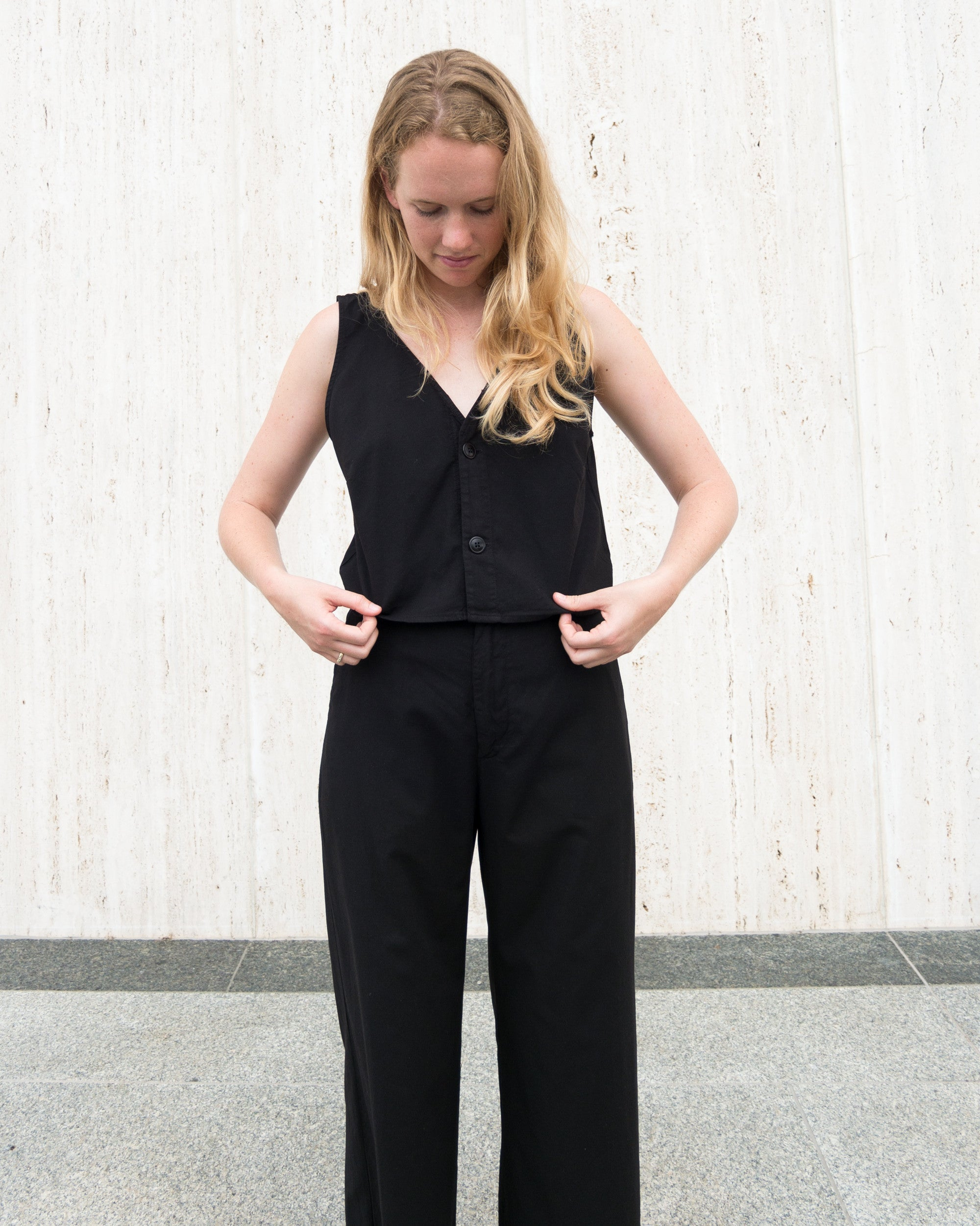 TALY TWO PIECE JUMPER