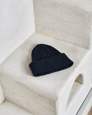 Load image into Gallery viewer, TAYLOR BEANIE - DARK NAVY