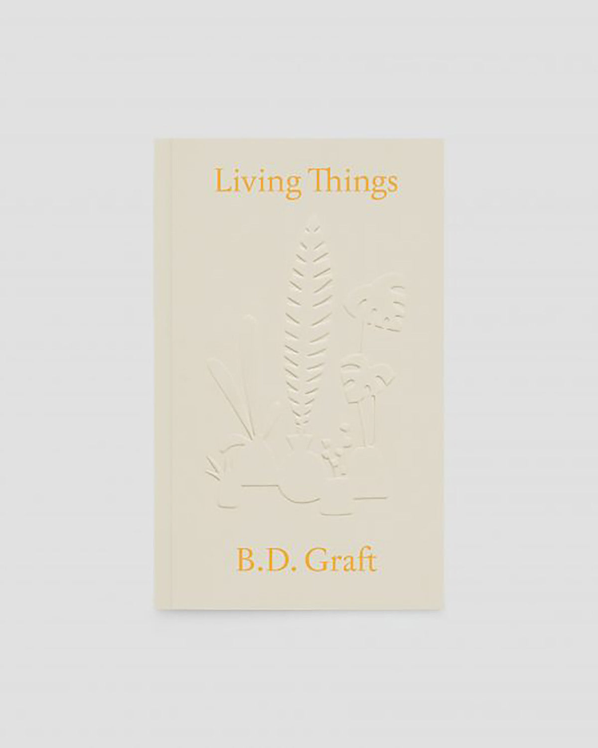 LIVING THINGS BOOK