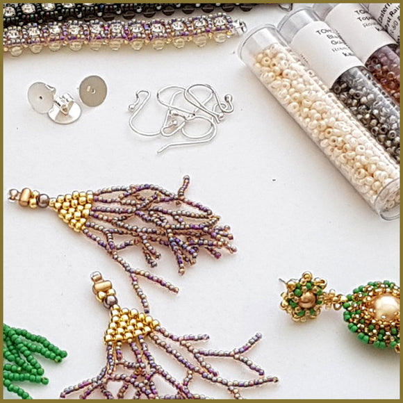 Jewellery Making  Supplies - How-To Tutorials - Jewellery Kits