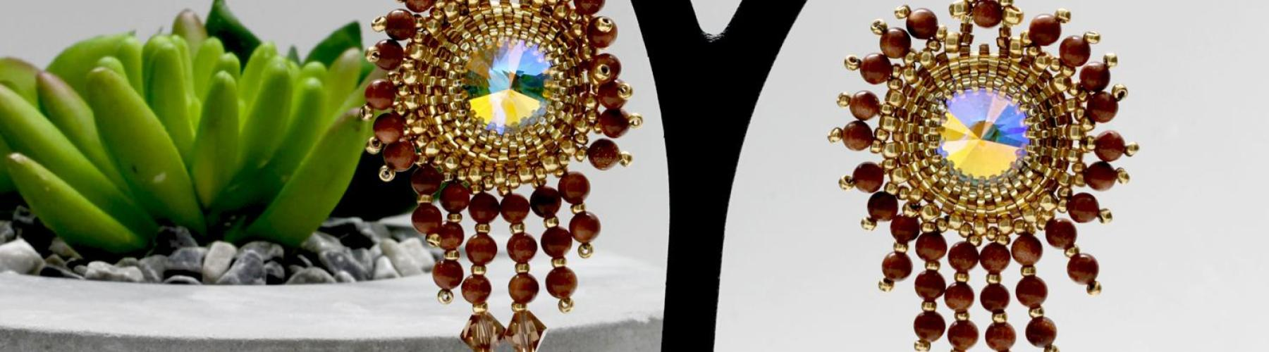 Designer Earrings Stand Out In The Crowd - Kalitheo Jewellery - kalitheo.com.au