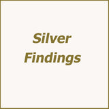 Jewellery Making Silver Findings