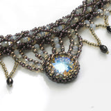 """Desire"" Designer Beaded Necklace 