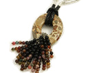 Mothers Day Gift, Jasper and Agate Pendant Necklace | KTC-315,  Kalitheo Jewellery,