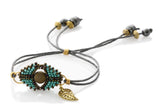 KTC-317 - 321 Beaded Evil Eye Bracelets - Kalitheo Jewellery