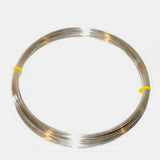 Fine Silver 999 0.5mm [1mt]  Round Wire | FS-0.5W | Jewellery  Making Supply