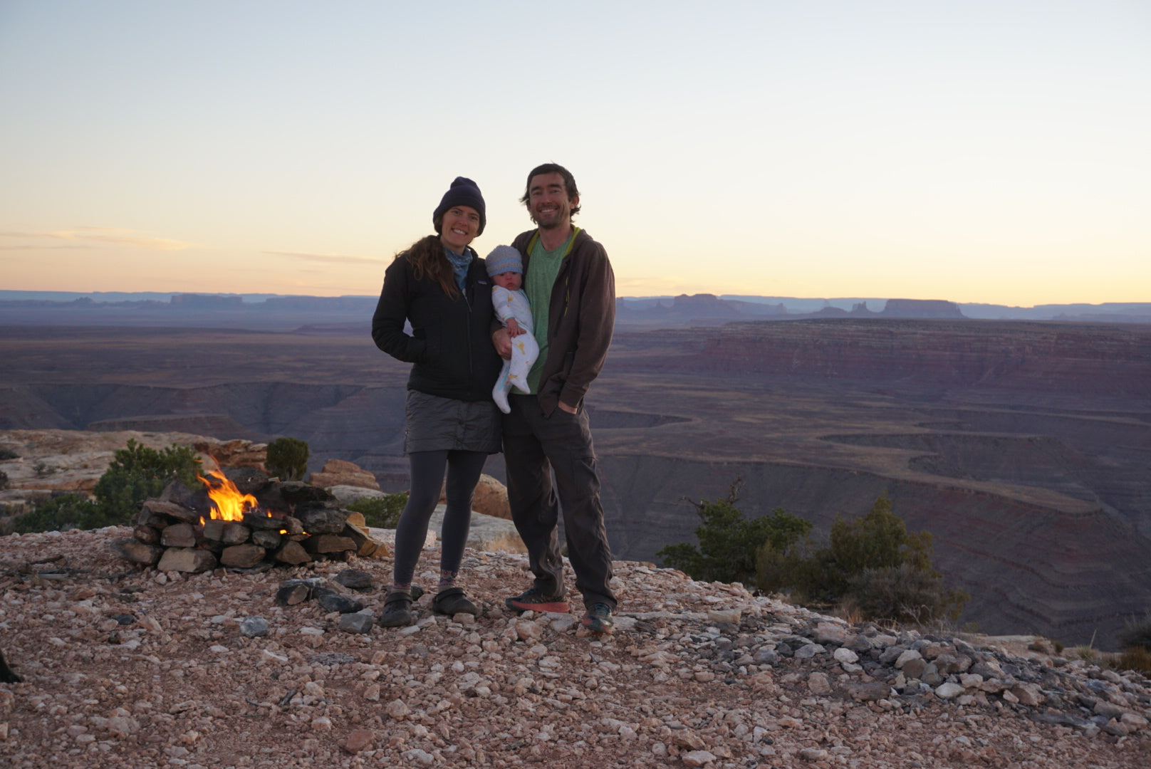 what to bring when camping with an infant