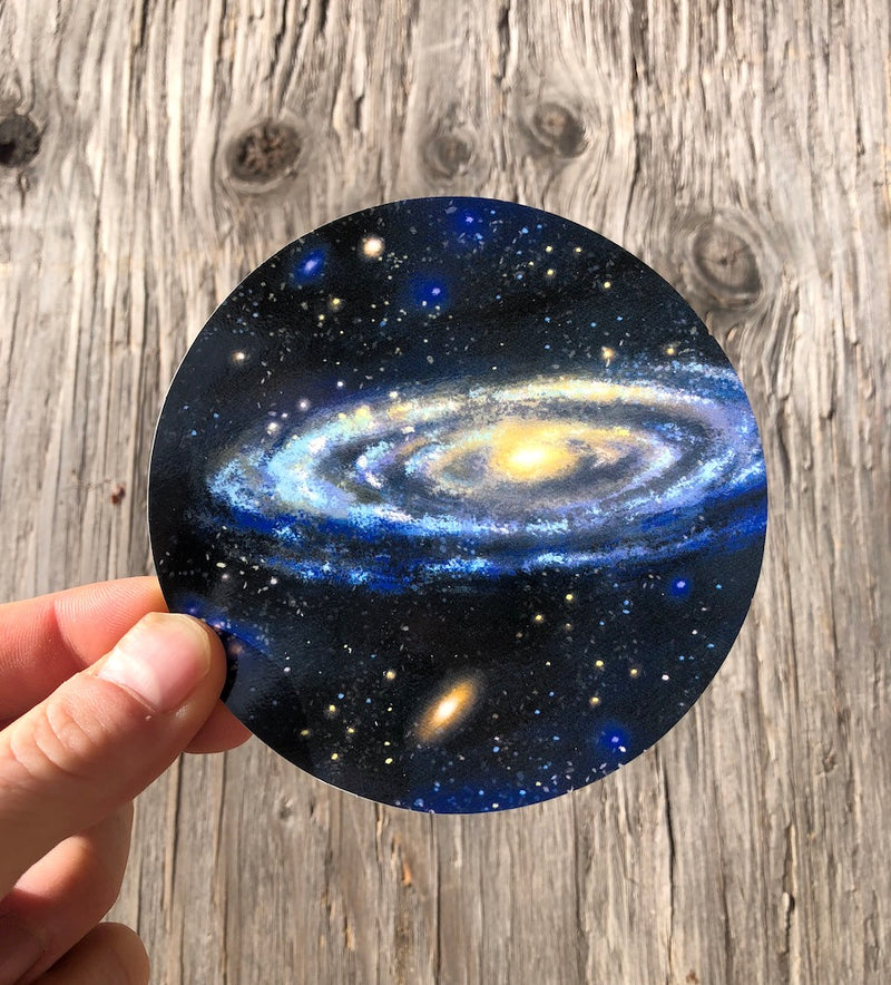 Epic Cosmos Sticker