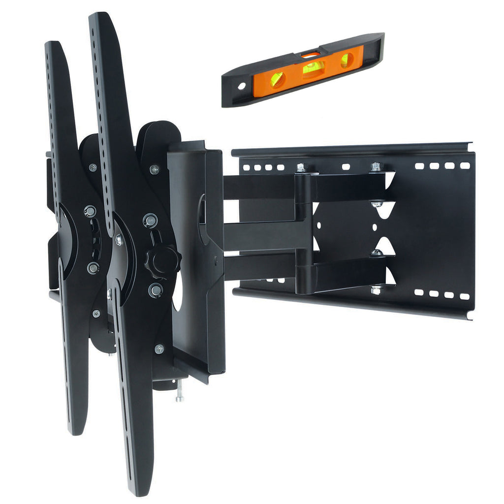 "50-75"" Heavy Duty Tilt Swivel TV Wall Bracket"