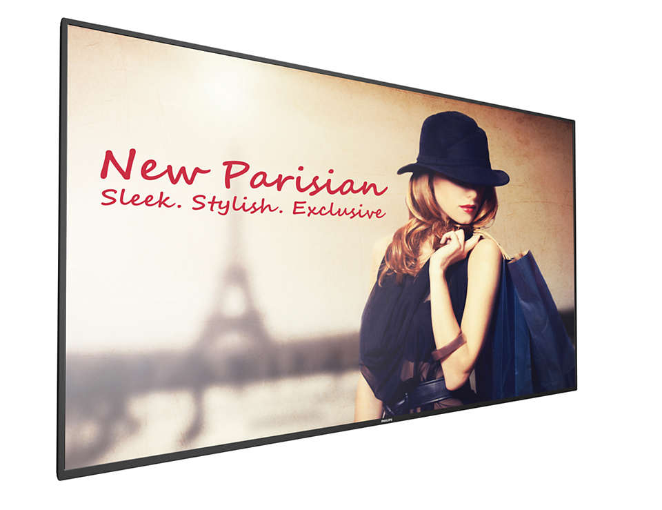 "Philips 86BDL4152T 86"" Interactive Touchscreen"