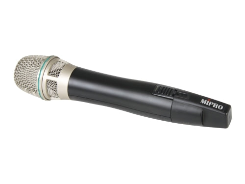 MiPro ACT32HC-5 Wireless Handheld microphone (rechargeable)