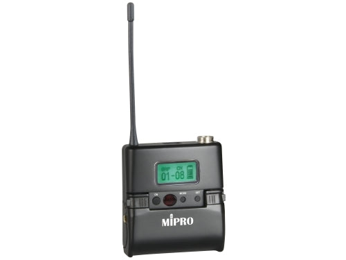 MiPro ACT32TC-5 Bodypack Transmitter (rechargeable)