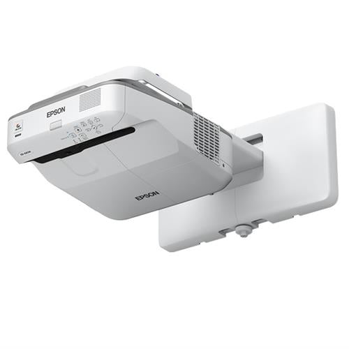 Epson EB-685W Ultra Short Throw Projector (with Wall Mount)