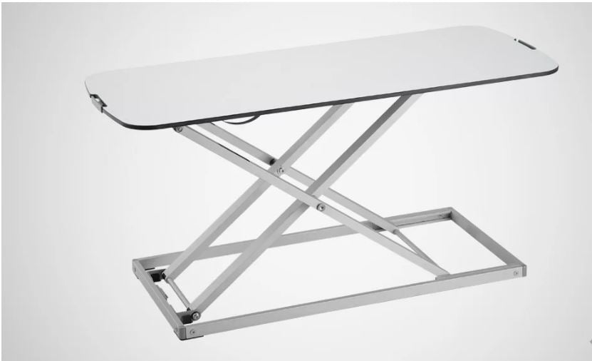 Ergovida EDT-LWS.1 Ultra Slim Height Adjustable Standing Desk
