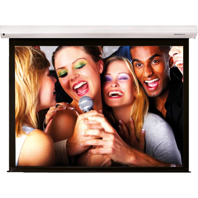 "Grandview 84""-120"" Motorised IP Smart Screen (4:3)"