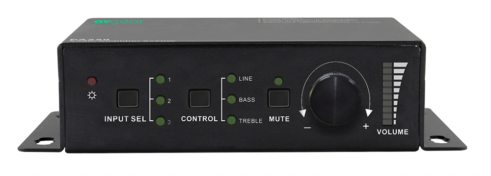 AV Gear MA2 - Mini Amplifier
