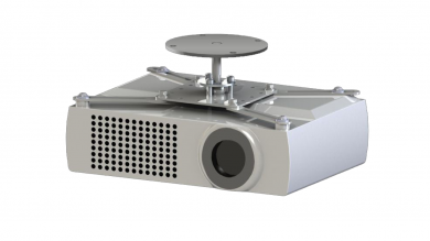 Ultralift SDR-070 Spider-70 Projector Ceiling Mount (White)