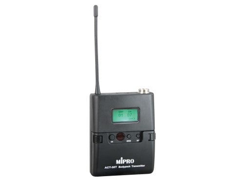 MiPro ACT311-BP-6 Belt pack and lapel wireless microphone package