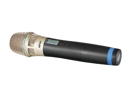 MiPro ACT311B-HH-6 Hand held wireless microphone package