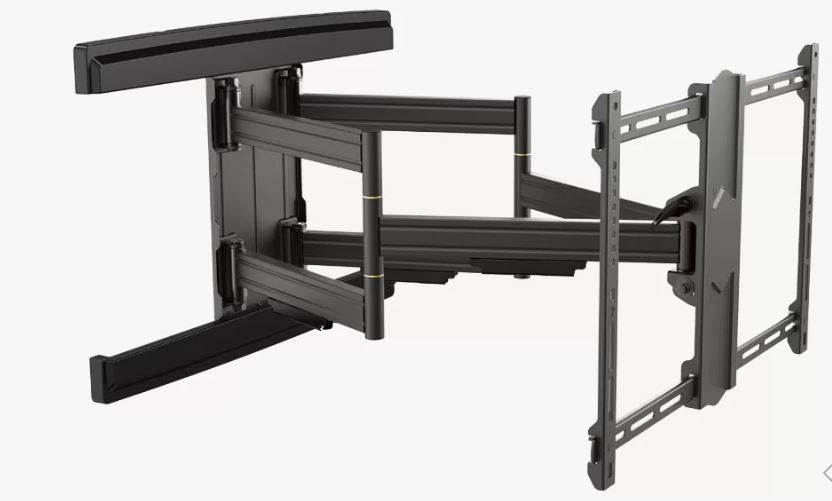 "Venturi Ezymount VLM-6600 Articulated Bracket for LCD/Plasma Screens 37""- 90"" (70kgs)"
