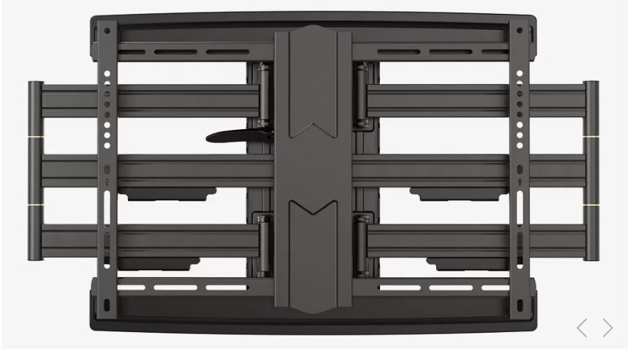 "Venturi VLM-6600 Articulated Bracket for LCD/Plasma Screens 37""- 90"" (70kgs)"