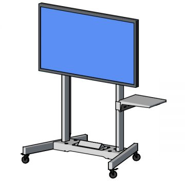 Ultralift ETS-000 Educational Trolley Set Height