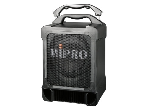 MiPro MA707PAM-5 Portable PA, 100 Watts with Wireless Mic Receiver