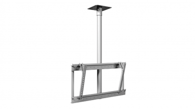 "Ultralift PLT-052 Pole Tilt Ceiling LCD Mount (37""-52"" Panels)"