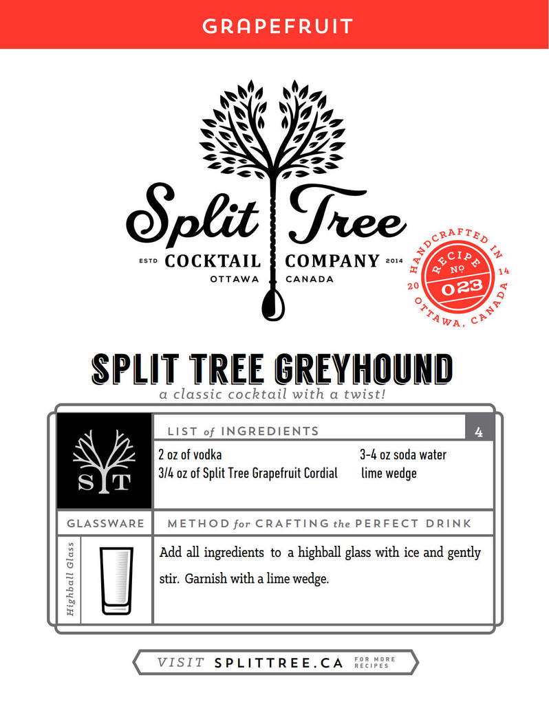 Split Tree Greyhound