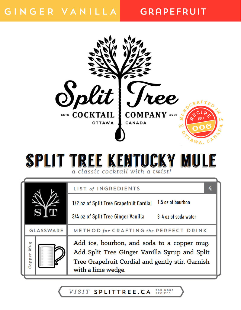 Split Tree Kentucky Mule