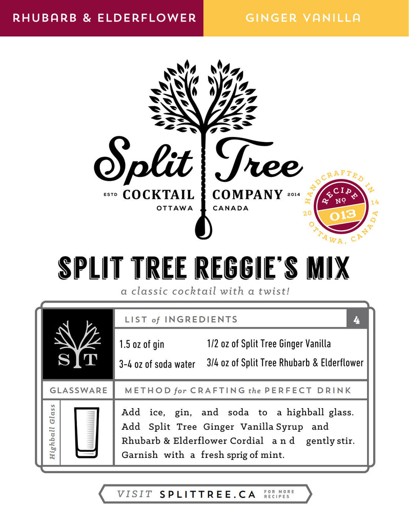 Split Tree Reggie's Mix