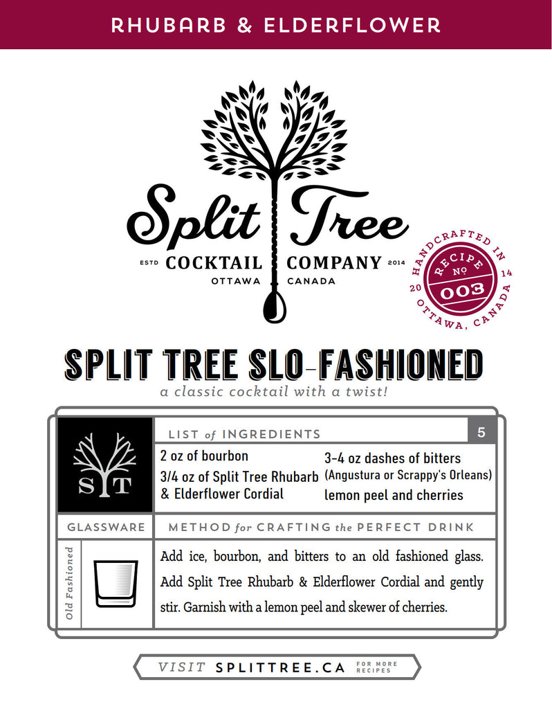 Split Tree Slo-Fashioned