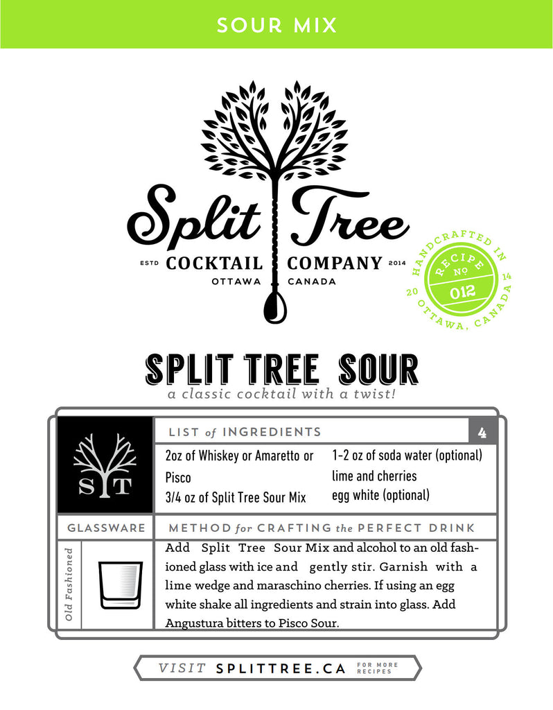 Split Tree Sour