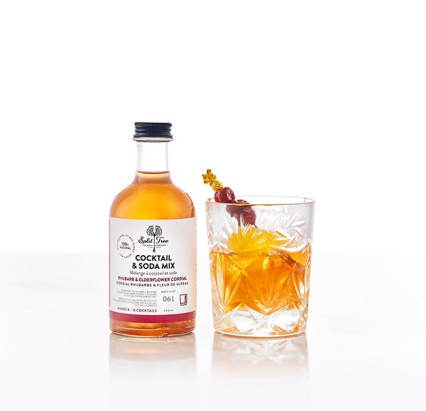 Split Tree Cocktail -Mixed Drink samples, available at select craft fairs