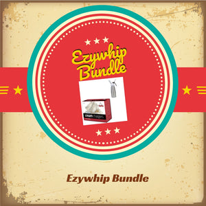 Ezywhip Bundle Chargers & Dispenser