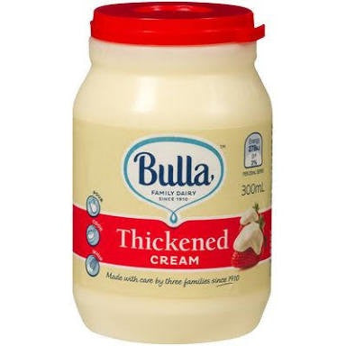Thickened Bulla Cream