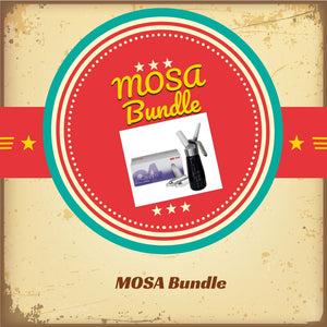 Mosa Bundle Chargers & Dispenser