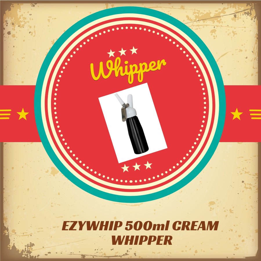 Whipper 0.5 Litre ezywhip Home Chef Cream