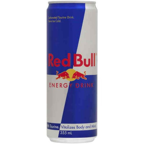 Red Bull 250ml Can