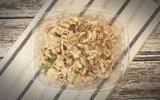 Paleo Cranberry Chicken Salad