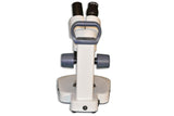 EM-21 Binocular Entry-Level 2X, 4X Turret Stereo Rechargeable Microscope