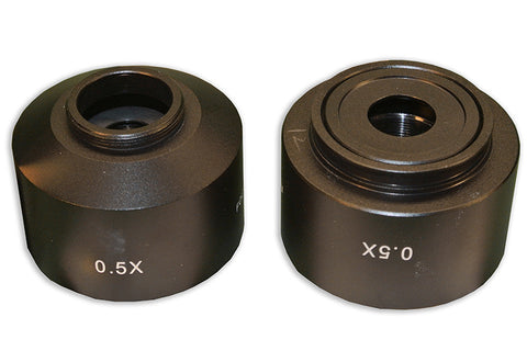 MA151/MT51/05 C-Mount Adapter 0.5X Lens For MT-51