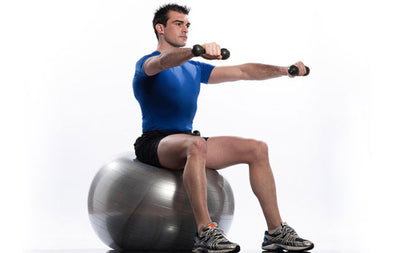 3 Ways an Exercise Ball Will Change the Way You Workout for Good