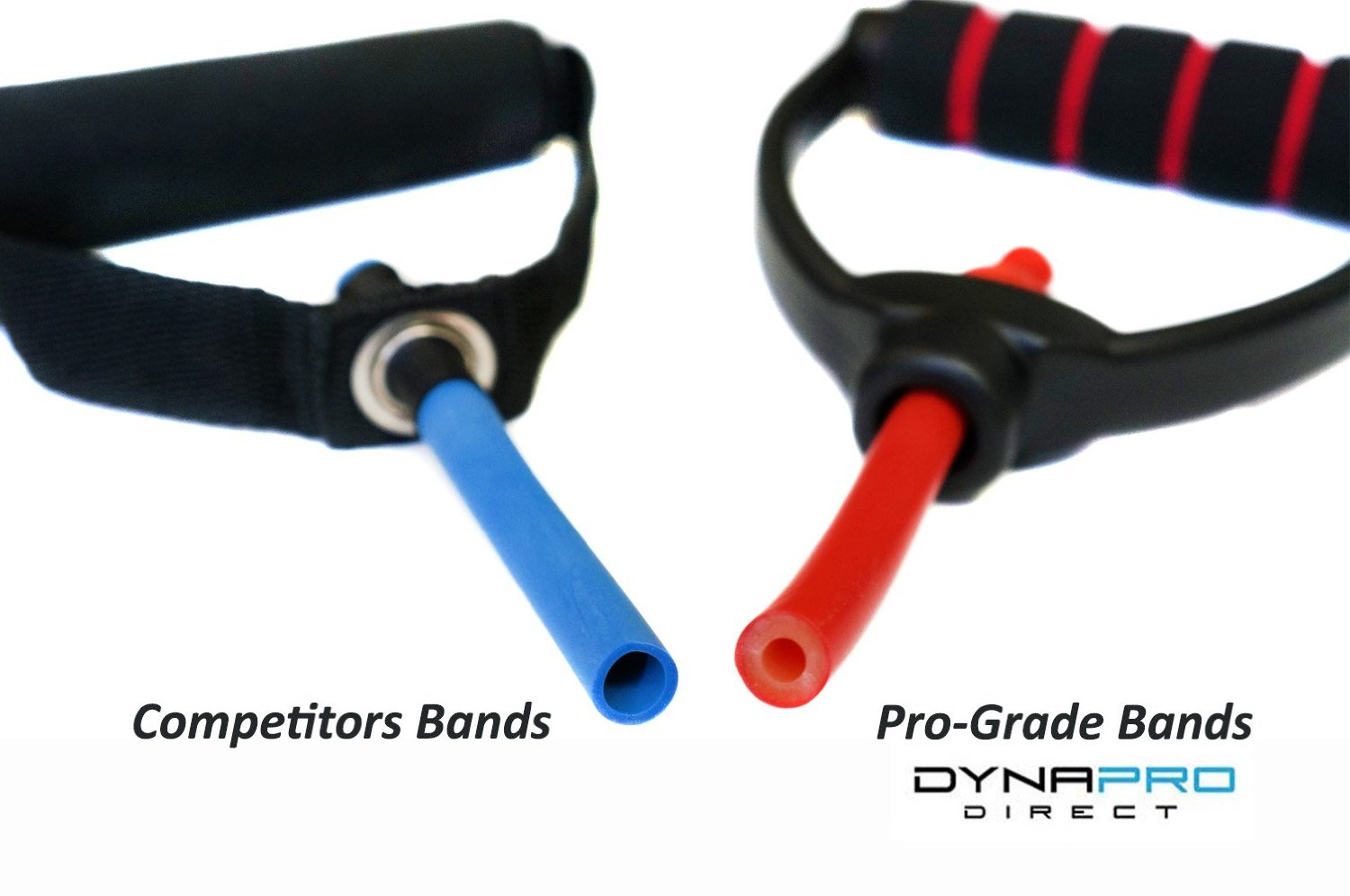 ProGrade resistance bands at DynaPro Direct