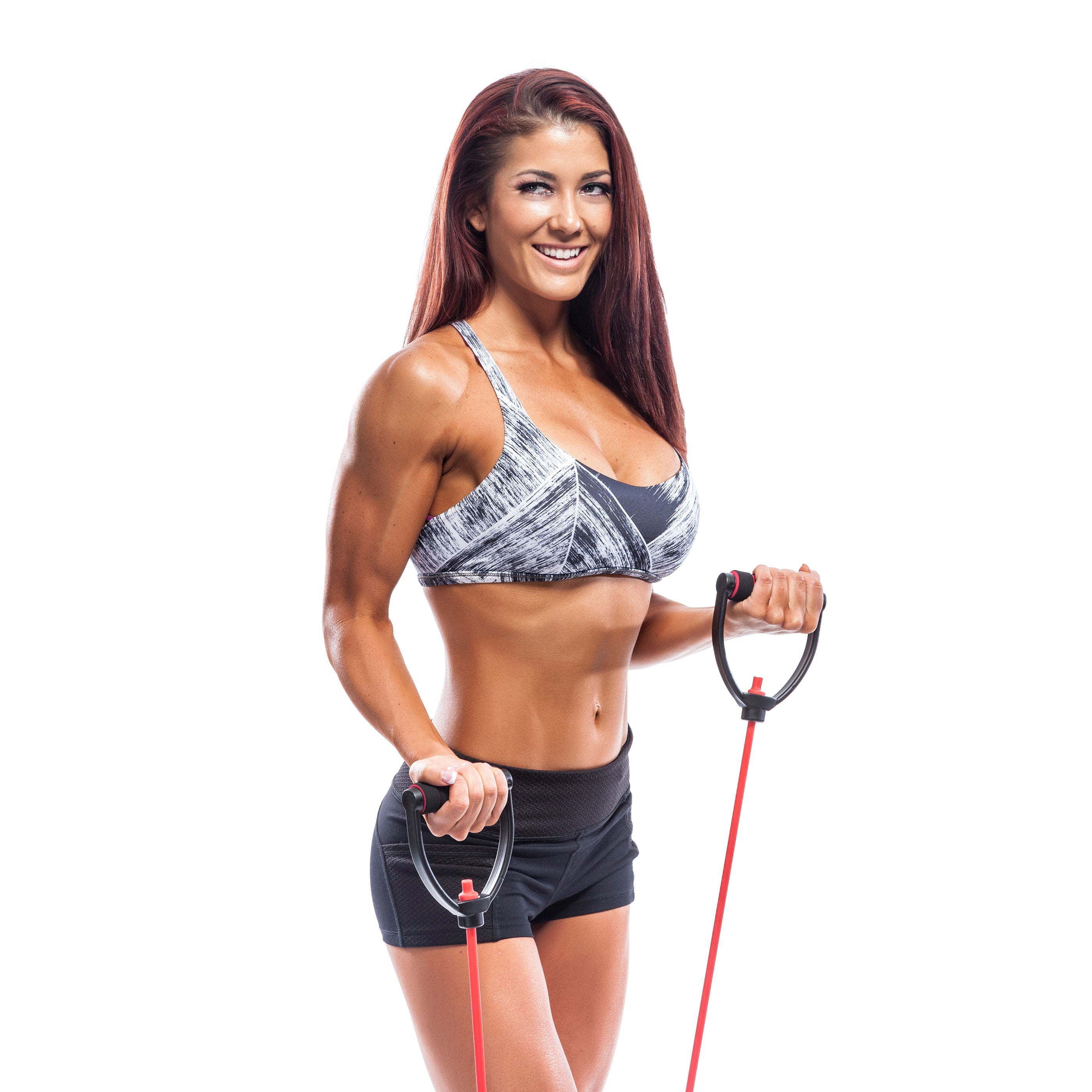 Increase your range of exercise with DynaPro resistance band
