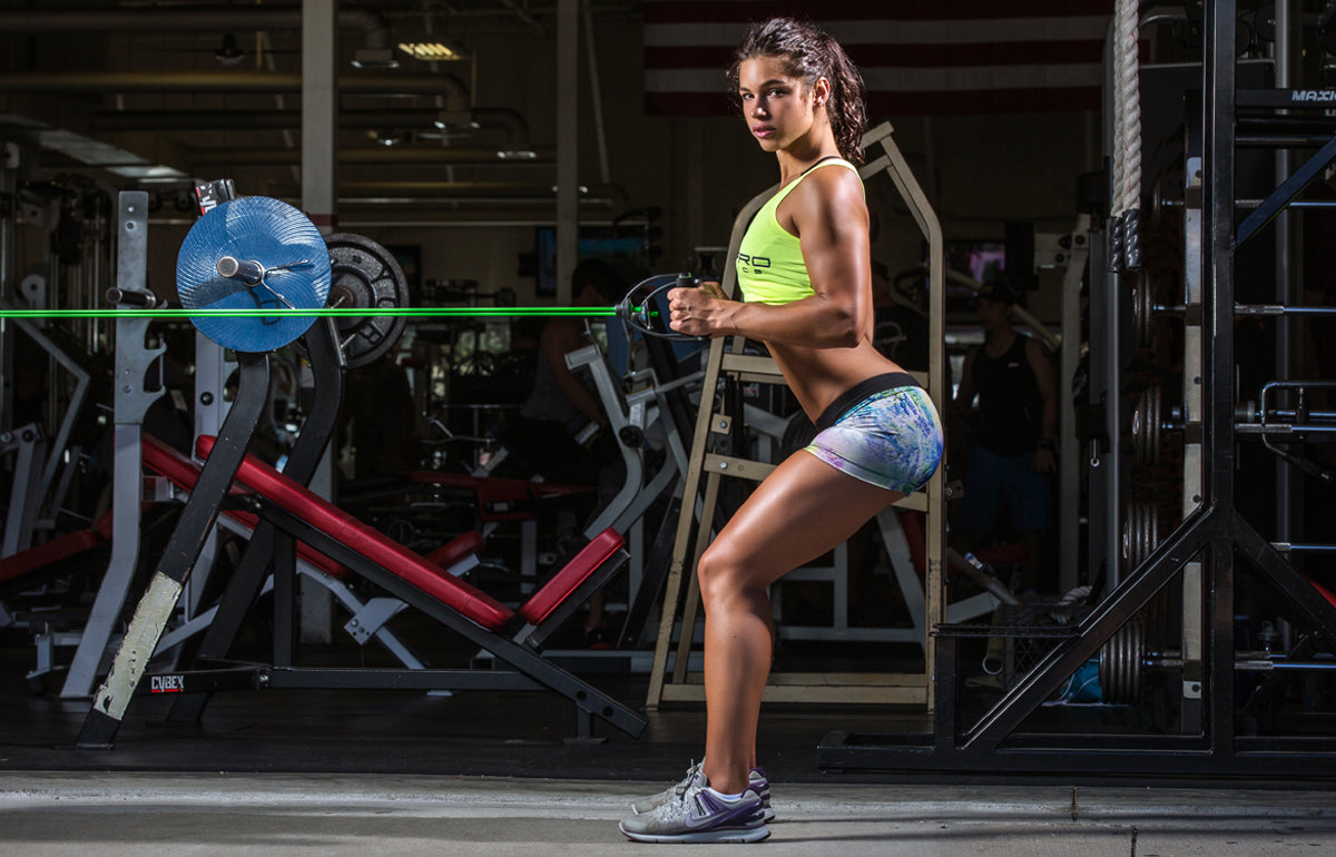 Reasons to try resistance band training over free-weights