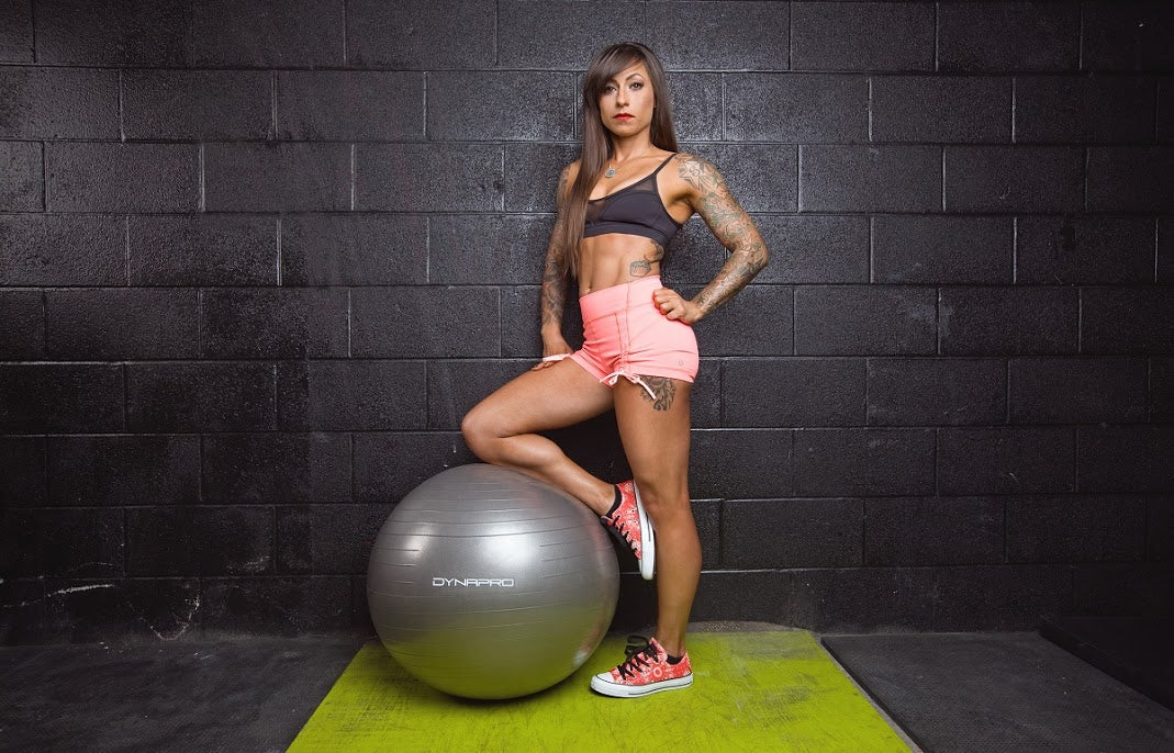 Reap the top health benefits of using an exercise ball