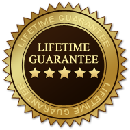 Lifetime Gurantee