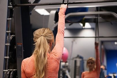 ssisted pull-ups with power band