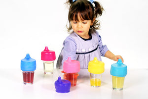 SipSnap TOT Blue Quench - Set of 3